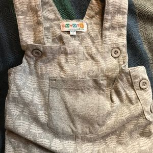 coyote & co One Pieces - Size 18-24 months cotton overalls